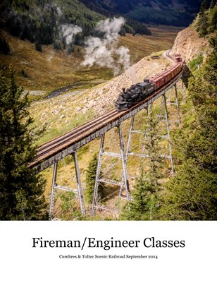 Engineer-Fireman Class September 2014