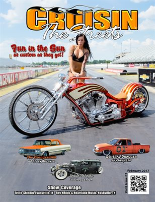 February 2017 Issue, Cruisin' the Streets