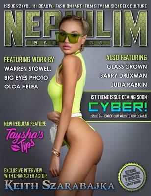 Nephilim Magazine #22 (Vol. 1)