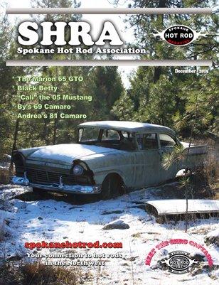 SHRA Magazine - Dec 2015 - Issue #1