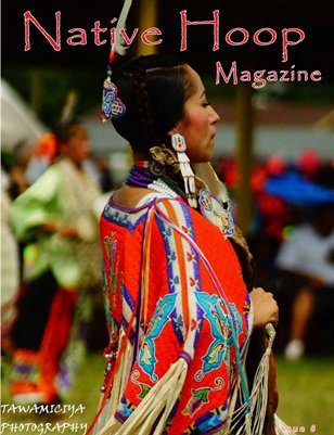 Native Hoop Magazine issue 8