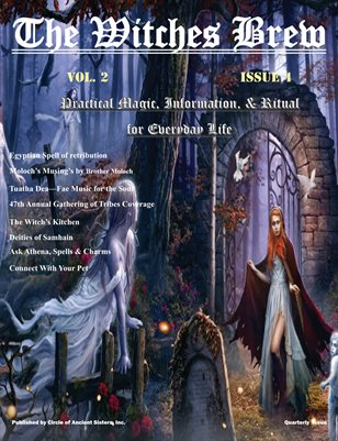 The Witch's Brew, Vol. 2 Issue 4