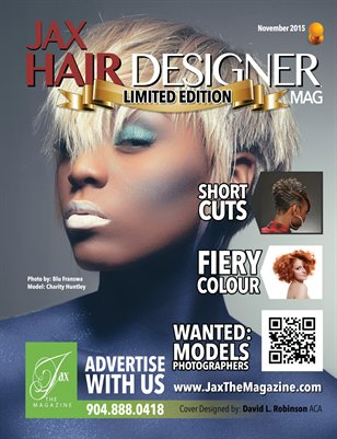 Jax Hair Designer Magazine November 2015
