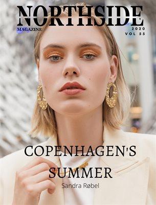 Northside Magazine Volume 55 Featuring Sandra Røbel