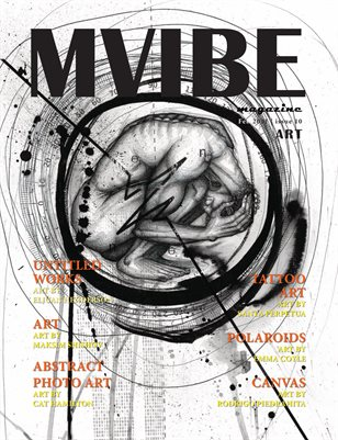 MVIBEmagazine Feb 2021 issue 10 Art