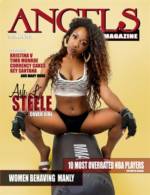 Angels Magazine- How to be a Player December 2012