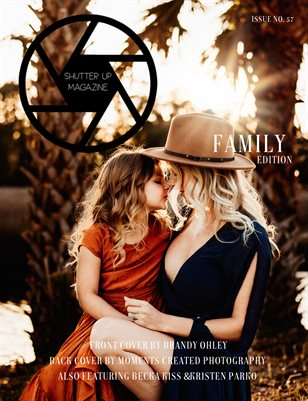 Shutter Up Magazine, Issue 57
