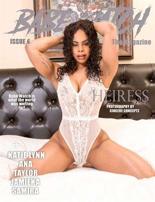babe watch issue 4 heiress