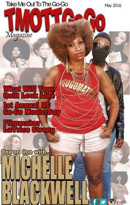 TMOTTGoGo Magazine - Michelle Blackwell - May 2016