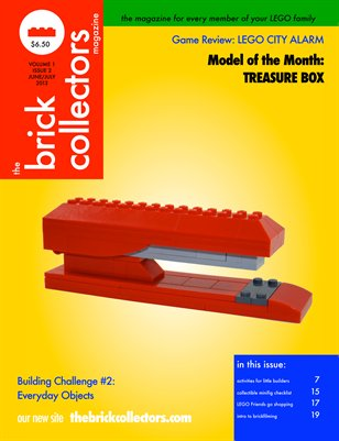 The Brick Collectors Magazine Issue #2