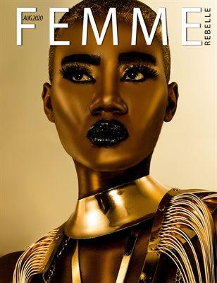 Femme Rebelle Magazine August 2020 - BOOK 1