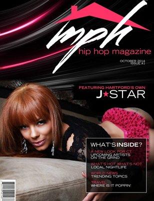 MPH MAGAZINE HIP-HOP ISSUE VOL 1JSTARR#
