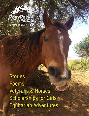 November 2017 Pony Pals Magazine - Vol.7 #6