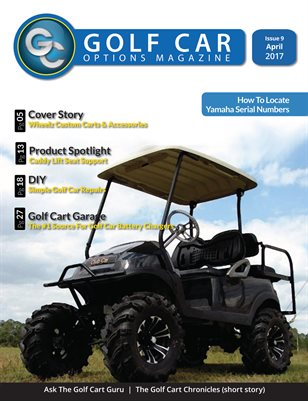 Golf Car Options Magazine - April 2017