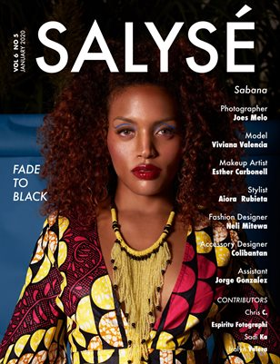 SALYSÉ Magazine | Vol 6 No 5 | JANUARY 2020 |