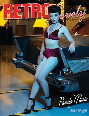 Retro Lovely No.65 – Pamela Marie Cover