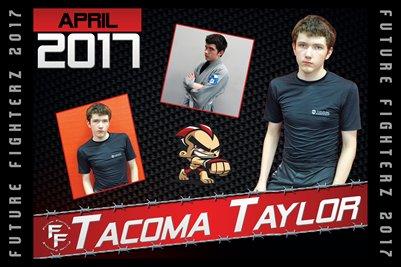 Tacoma Taylor Cal Poster 2017