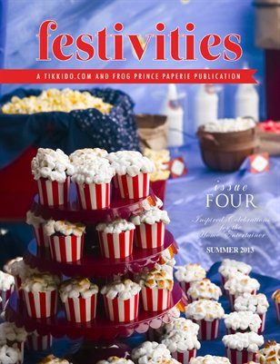 Festivities Magazine Summer 2013