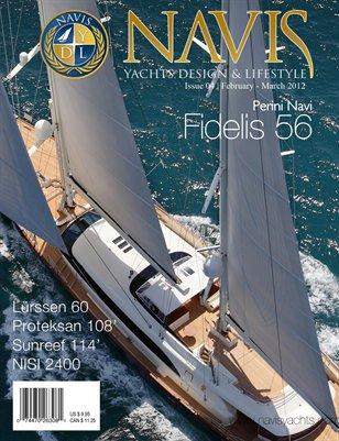Navis Luxury Yacht Magazine #4