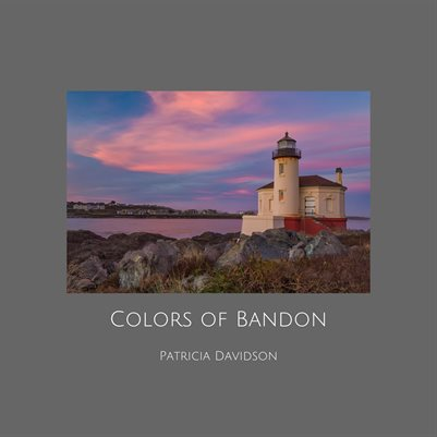 "Colors of Bandon 12"" x 12"" (Grey Cover)"