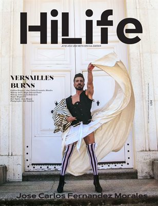 HiLife Magazine Men's June 2021(Edition-03)