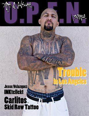 O.P.E.N. Magazine Issue 3/ Trouble