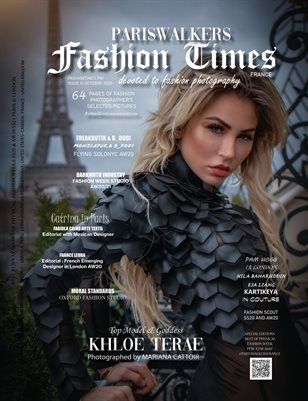 PW FASHION TIMES OCTOBER 2020 ISSUE III