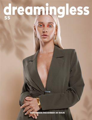 DREAMINGLESS MAGAZINE - ISSUE 55 - PART SIX