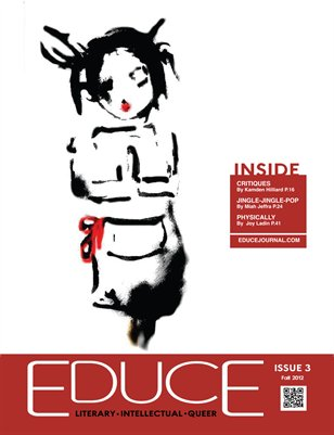 Educe: Issue 3-Fall 2012