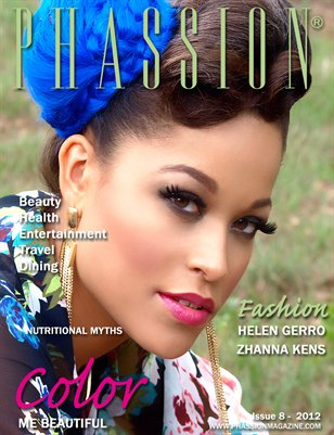 PHASSION MAGAZINE Issue 8