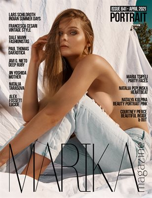 MARIKA MAGAZINE PORTRAIT (ISSUE 841 - APRIL)