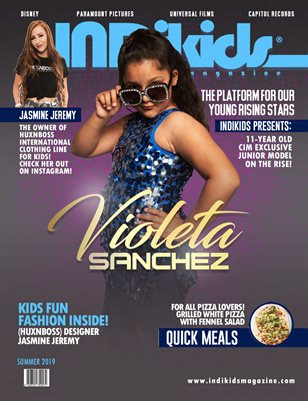 IDK 2019 SUMMER ISSUE VIOLETA COVER
