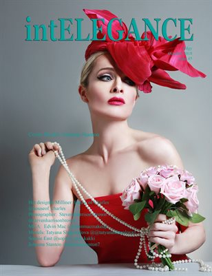 intElegance magazine  issue 45 - October 2018 Edgy