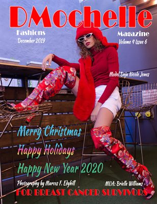 DMochelle Fashions Magazine December 2019