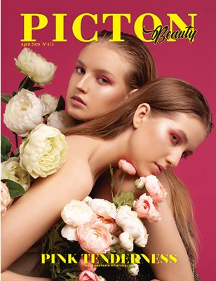 Picton Magazine APRIL 2020 N475 Beauty Cover 1
