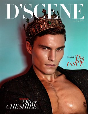 D'SCENE FALL ISSUE VOLUME I
