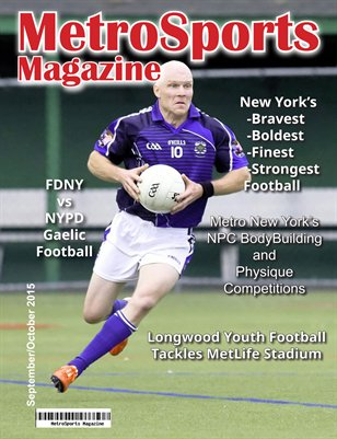MetroSports Magazine September/October 2015