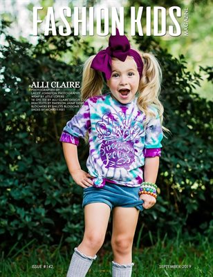 Fashion Kids Magazine | Issue #142