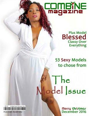 COMBiNE Magazine All Model Issue 2016