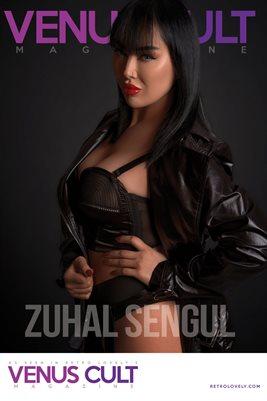 Venus Cult No.34 – Zuhal Sengul Cover Poster