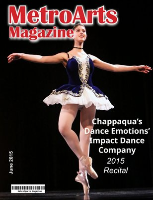 MetroArts Magazine - June 2015