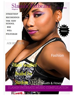 Slamin Fatbeatz Magazine Oct/Nov 2012