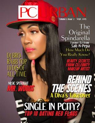 PC Urban Magazine, Volume 1, Issue 2 Spindarella