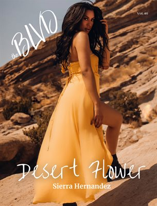 The BLVD Magazine Volume 46 Featuring Sierra Hernandez