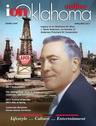 April-May 2017 ion Oklahoma Online Magazine