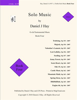Solo - Treble - Book Four