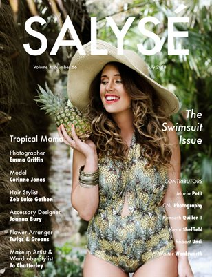 SALYSÉ Magazine | Vol 4 : No 66 | July 2018