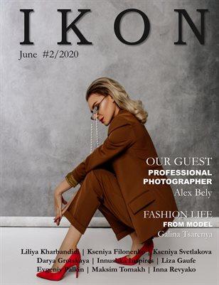 IKON Magazine (June #2/2020)