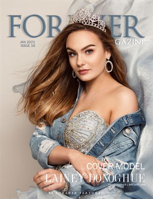 FOREVER Model Magazine Royalty Issue 16
