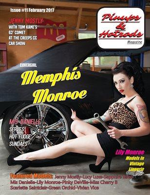 Pinups&Hotrods Issue #11